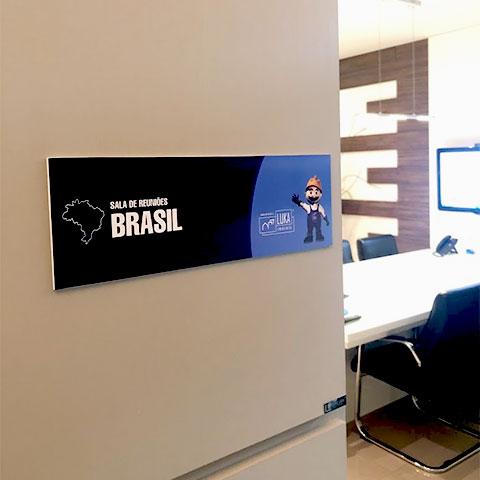 Detalhe - Sala Brasil